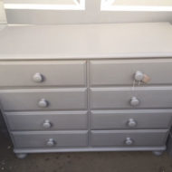 Grey-Painted-Chest-Of-Drawers