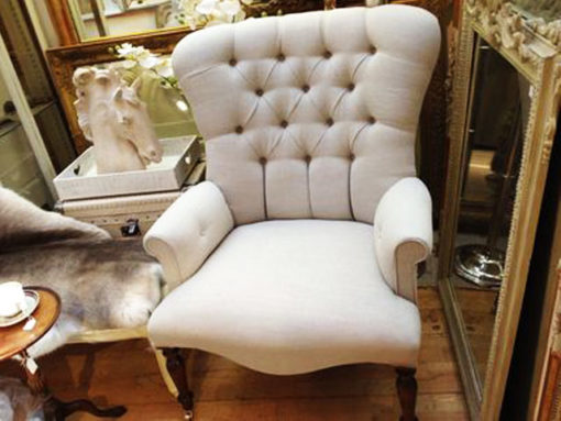 Large-Linen-Chair