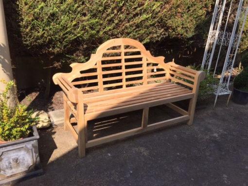 LMGA2-Teak-bench