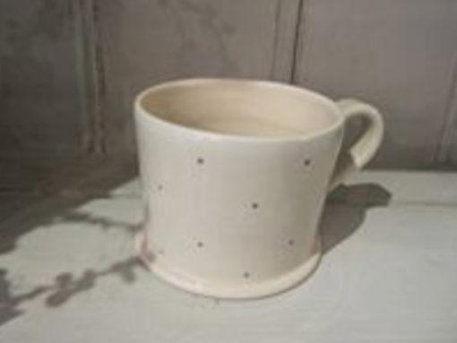 Jane hogben spotted mug