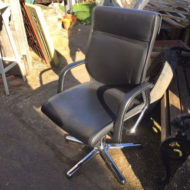 LMSE3-Black-Leather-Designer-Chair