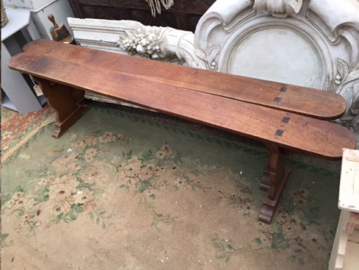 LMSE4-French-Cherry-Wood-Benches