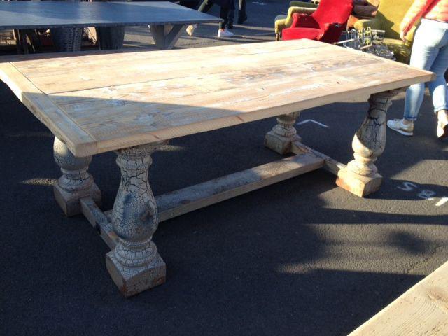 La Maison & Rustic Dining Table
