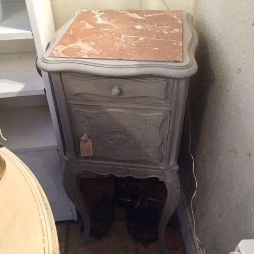 French Painted Pot Cupboard LMBD13