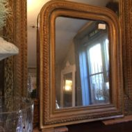 C19th French Gilt Mirror LMMV10