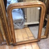 French Gilt Mirror LMMV12
