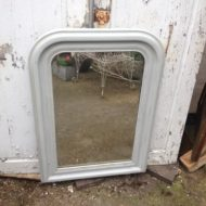 C19th French Mercury Mirror LMMV13