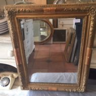 C19th French Mercury Mirror LMMV14