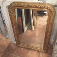 French Gilt Mirror LMMV17