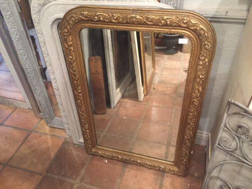 French Gilt Mirror LMMV17