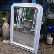French Painted Mirror LMMV22