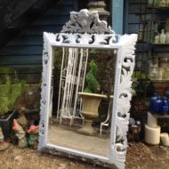French Wooden Carved Mirror LMMV28