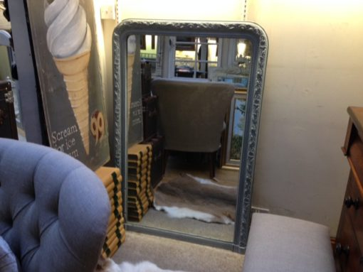 French Painted Mirror LMMV36