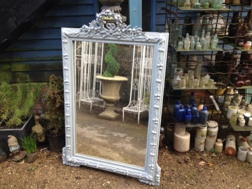 French Painted Mirror LMMV39
