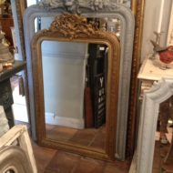 French Gilt Mirror LMMV41