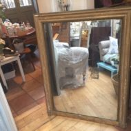 C19th French Gilt Mirror LMMV44