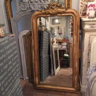 French Gilt Mirror LMMV45