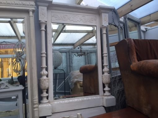 French Painted Mirror LMMV46