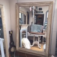 C19th French Mirror LMMV52