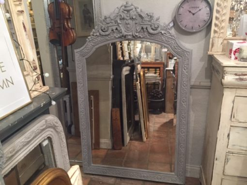 French Painted Mirror LMMV53