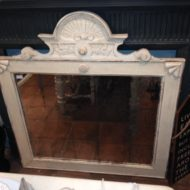 French Painted Mirror LMMV64