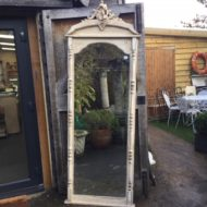 LMMV7 French Painted Dressing Mirror