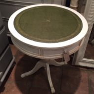 Painted Drum Table LMT5