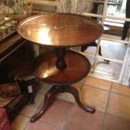 Victorian Oak Dumb Waiter LMT8