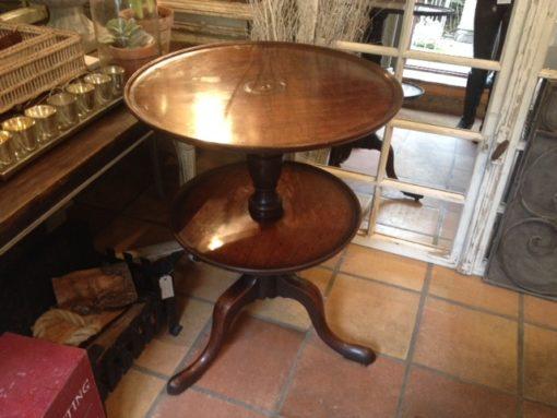Victorian Oak Dumb Waiter LMT8