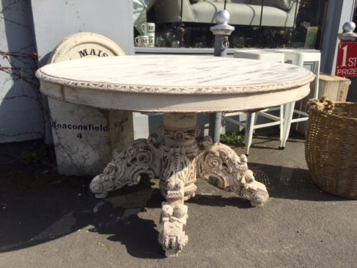 French Painted Table LMT9