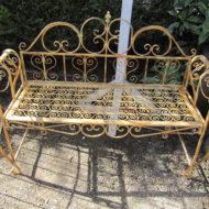 Rustic Bench LMGA12