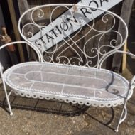 White Wash Bench LMGA13