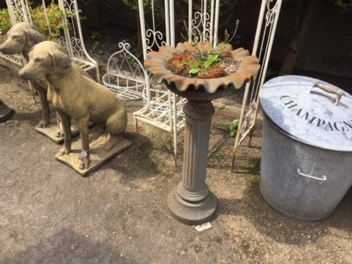 Cast Iron Planter LMGA17