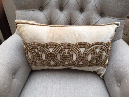 Link Circle Cushion LMICS6
