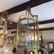 Brass Lantern LML10