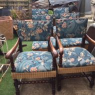 Barley Twist Chairs Set Of 6 LMSE13