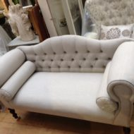 Linen 2 Seater Sofa LMSE7