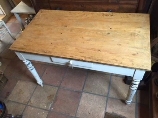 French Painted Table LMT13