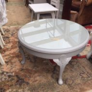 Painted Round Coffee Table LMT17