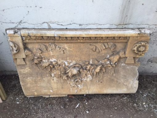 French Plaster Decorative Moulding LMV11