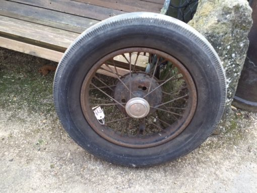 1930`s Wire Wheel LMV18