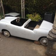Vintage French Fairground Car LMV21