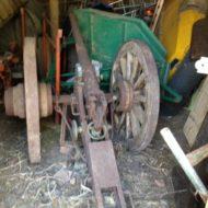 Krupp 2 lb Artillery Piece LMV23