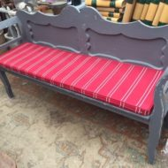 Antique Hungarian Bench